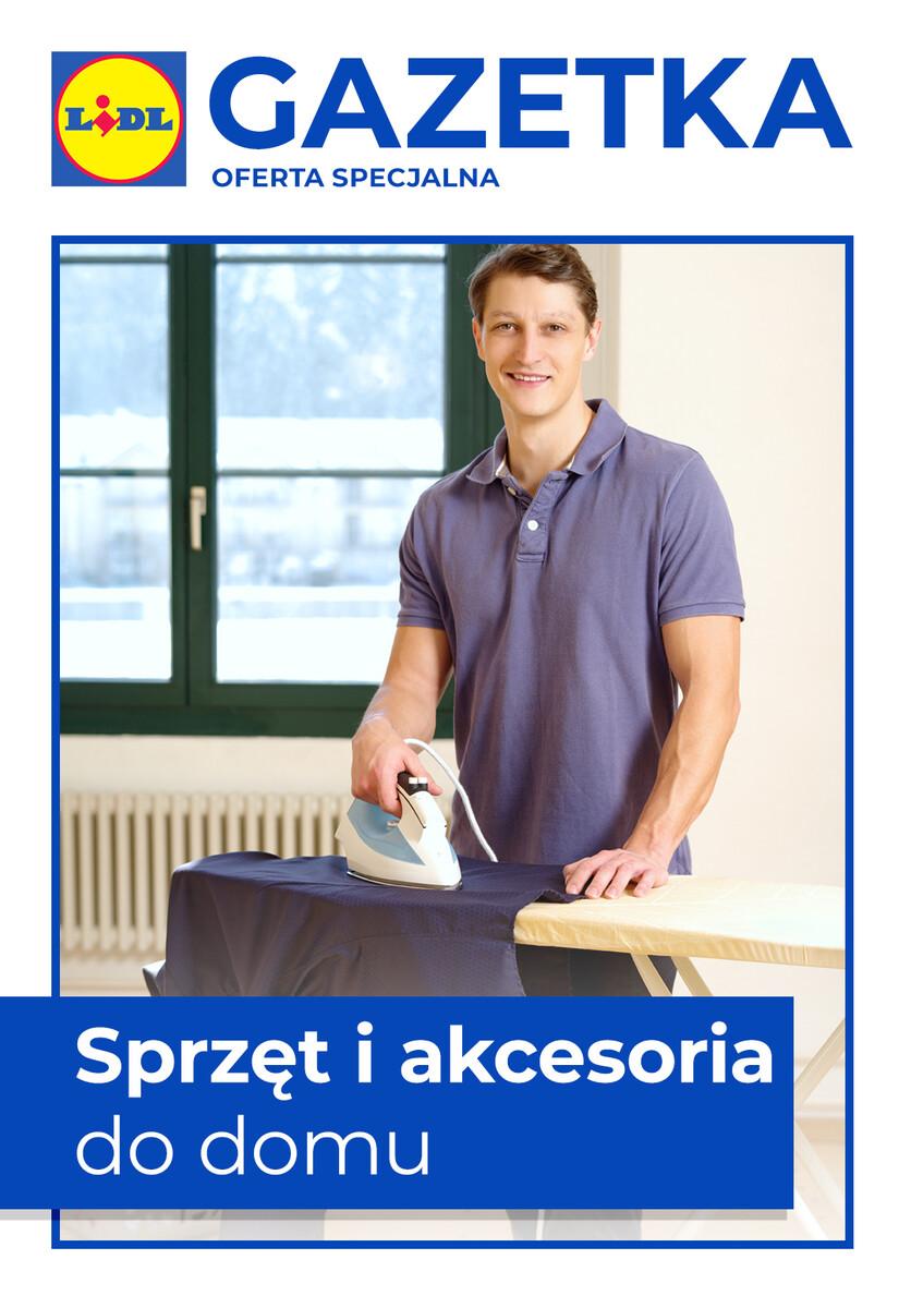 Gazetka Lidl - _Sprzęt i akcesoria do domu