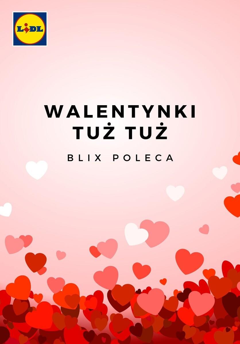 Gazetka Lidl - _Walentynki tuż tuż