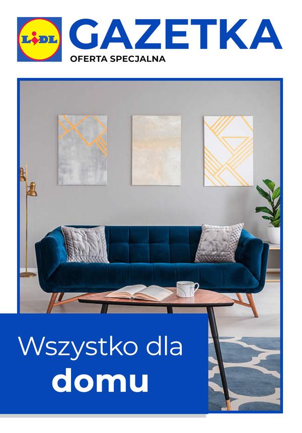 Gazetka Lidl - _Wszystko dla domu