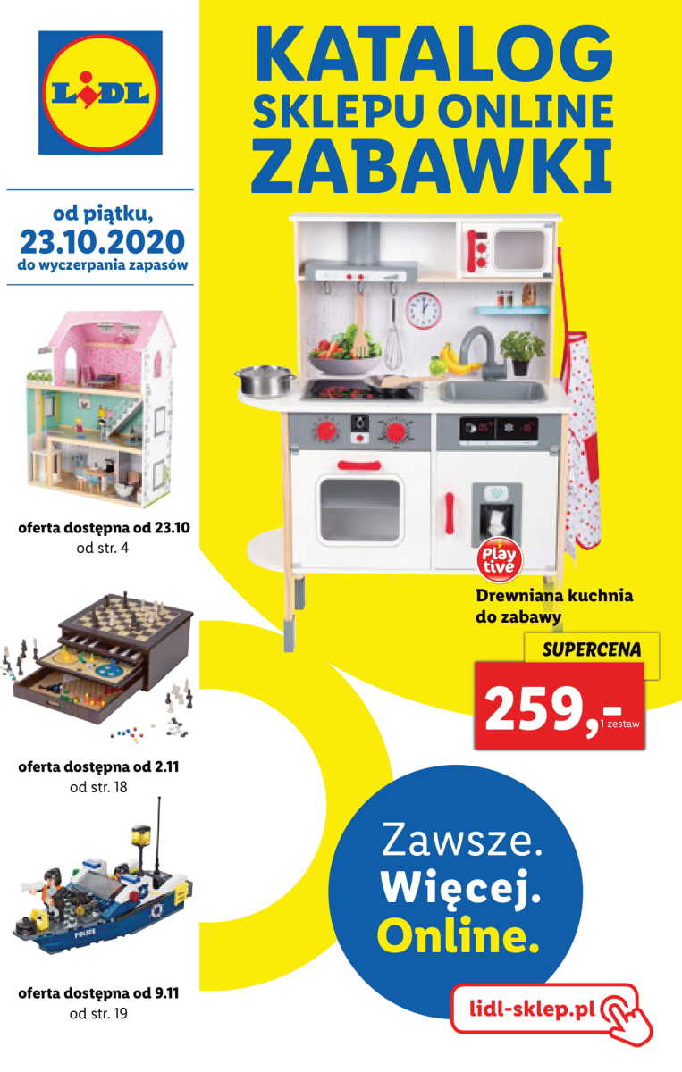 Gazetka Lidl - Katalog online