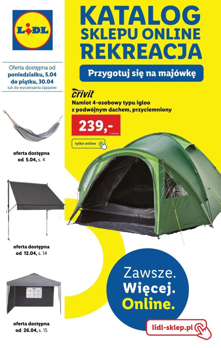 Gazetka Lidl - Katalog Sklepu Online