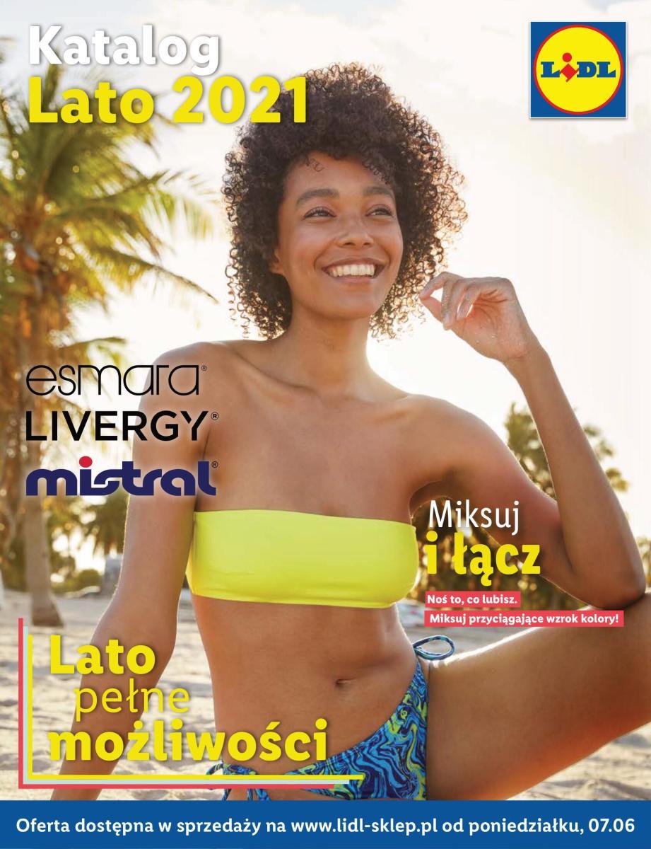 Gazetka Lidl - Katalog Sklepu Online: Lato 2021