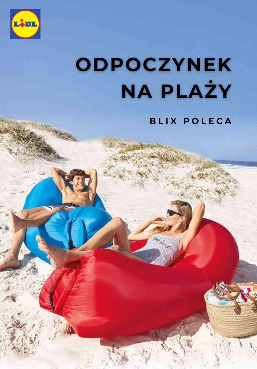 Gazetka Lidl - Odpoczynek na plaży