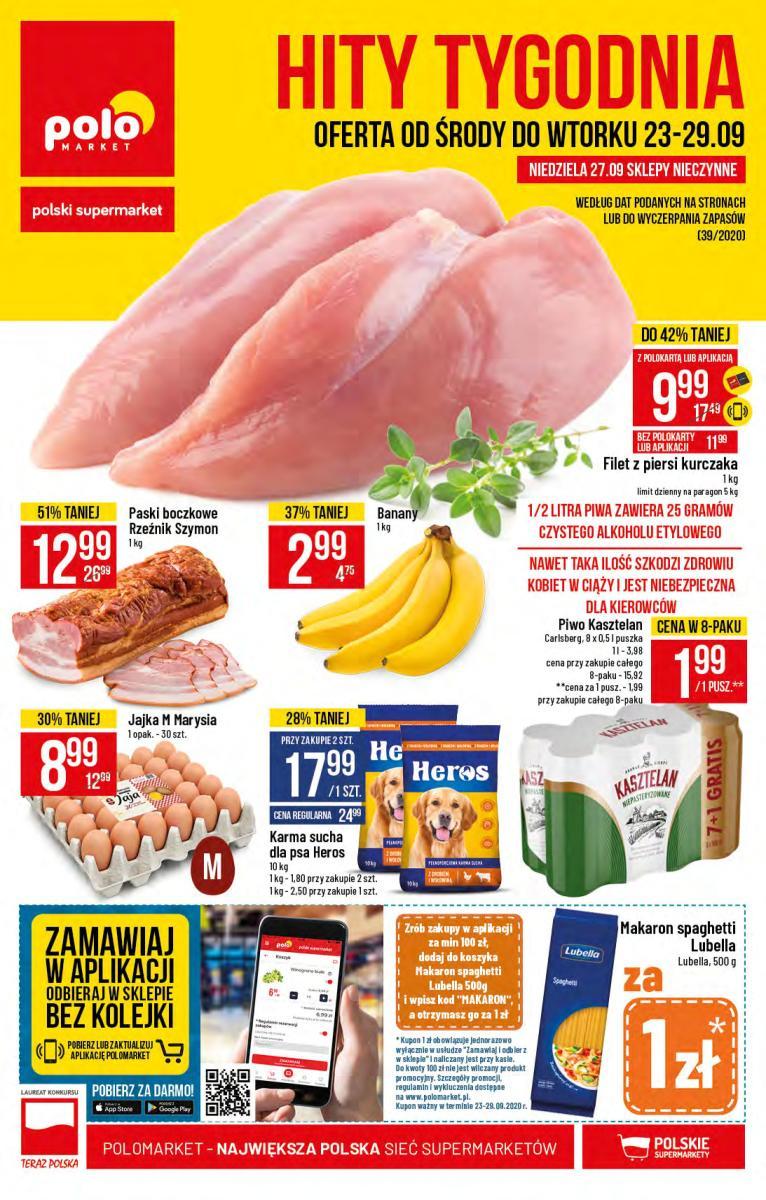 Gazetka POLOmarket - Hity tygodnia