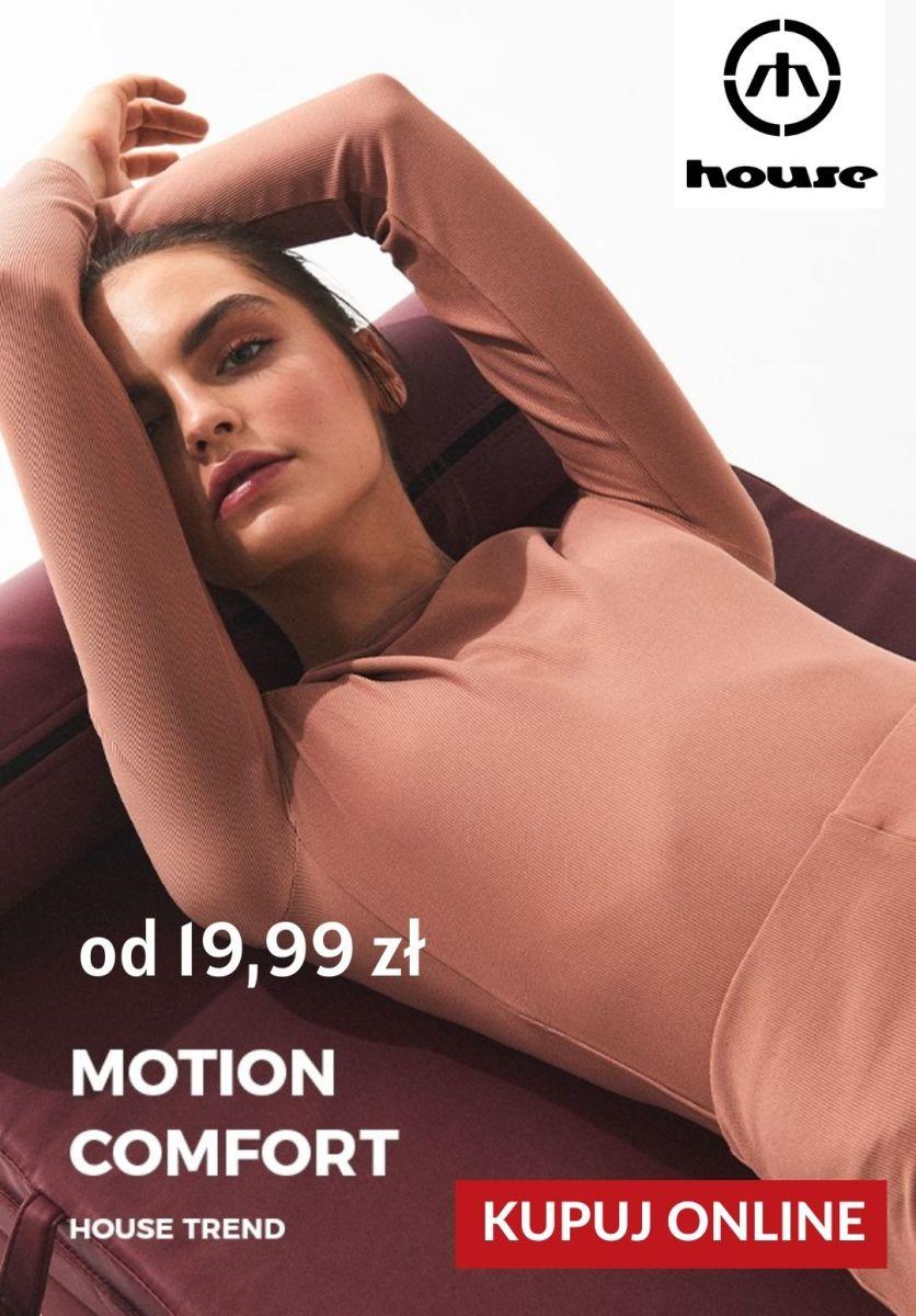 Gazetka House - Od 19,99 zł kolekcja Motion Comfort