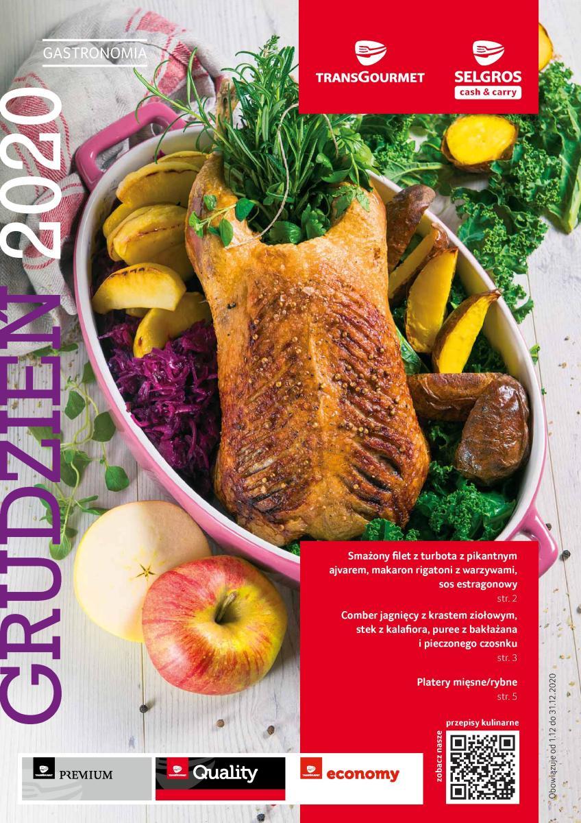 Gazetka Selgros - Katalog gastronomia
