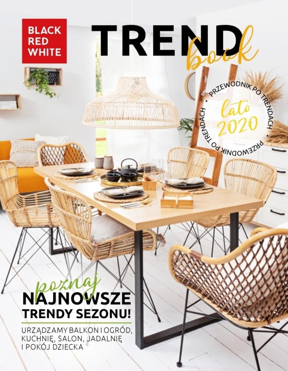 Gazetka Black Red White - Trend book - lato 2020