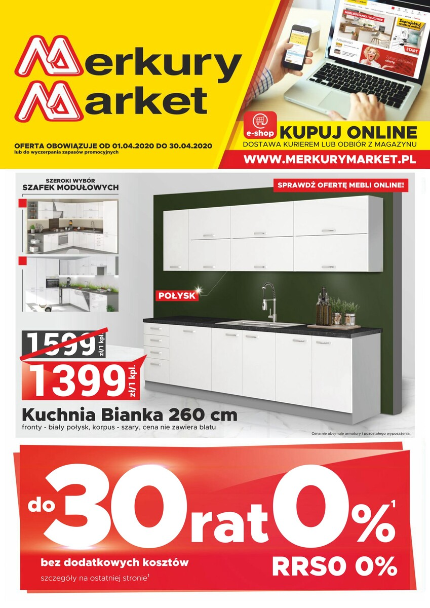Gazetka Merkury Market - Gazetka