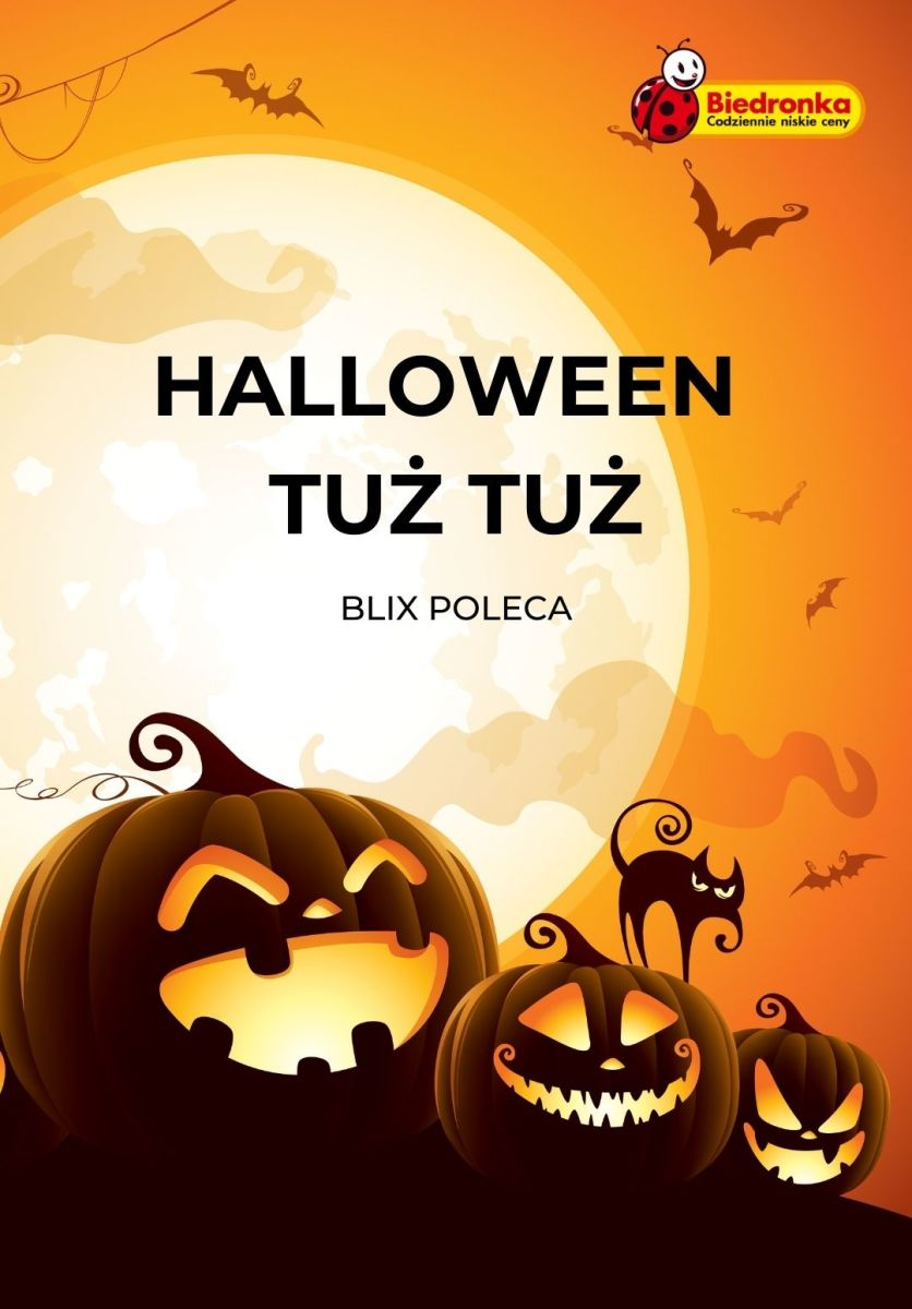 Gazetka Biedronka - Halloween tuż tuż