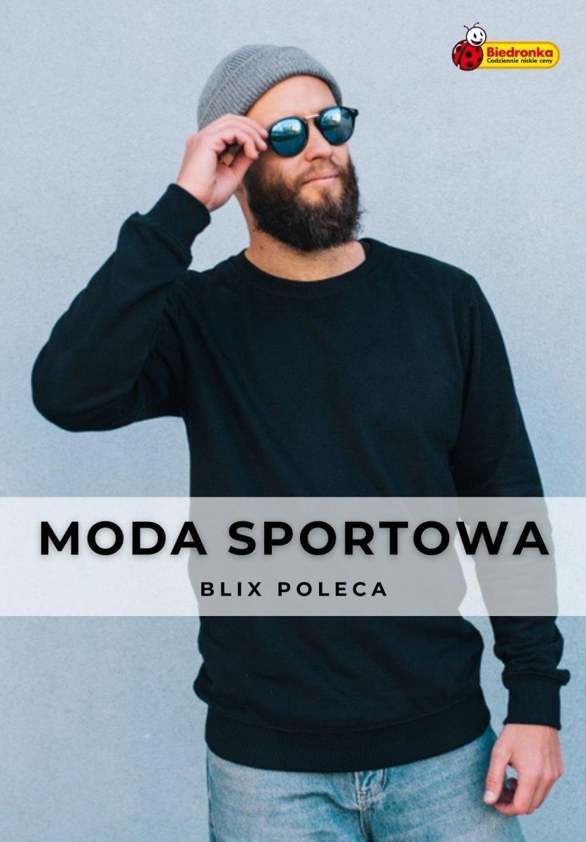 Gazetka Biedronka - Moda sportowa