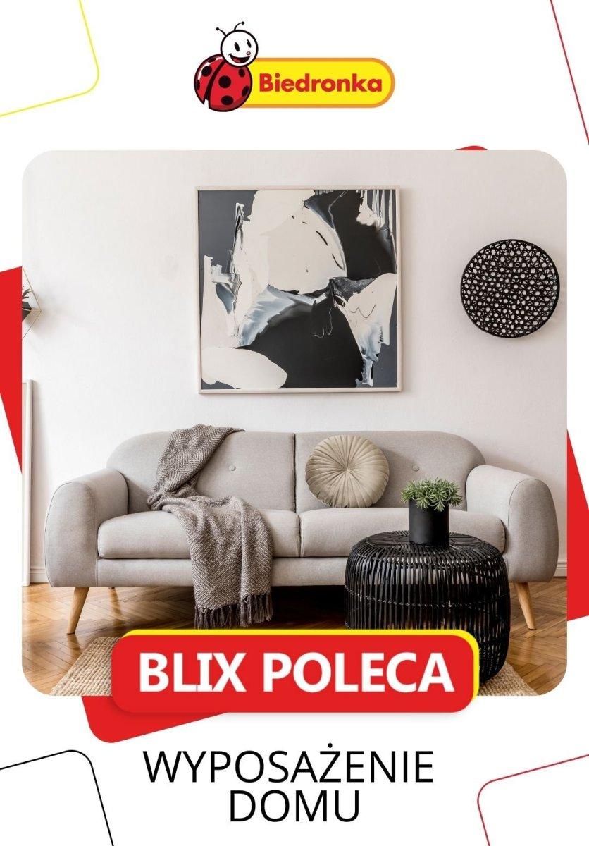 Gazetka Biedronka - Wyposażenie domu