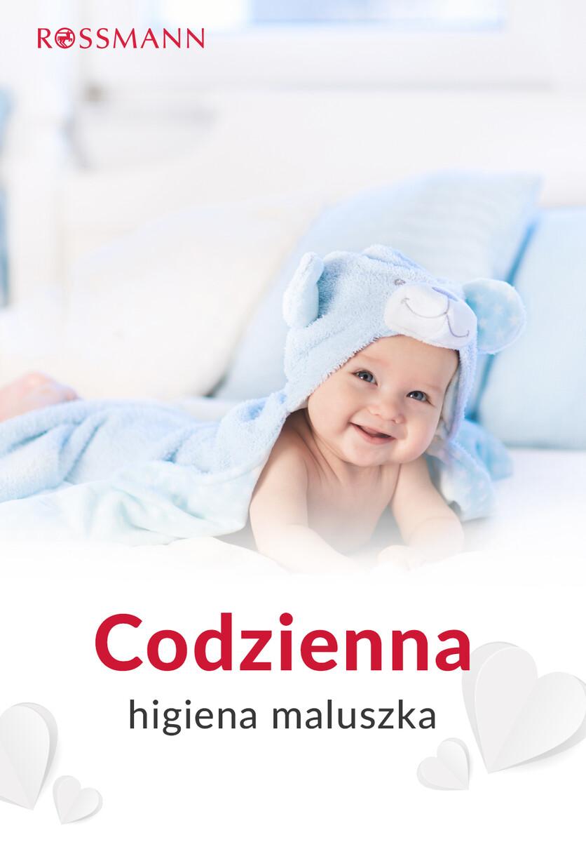 Gazetka Rossmann - Codzienna higiena maluszka