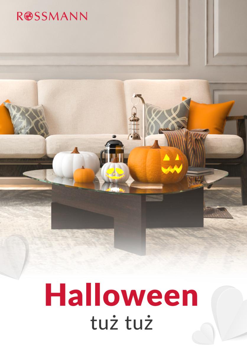 Gazetka Rossmann - Halloween tuż tuż