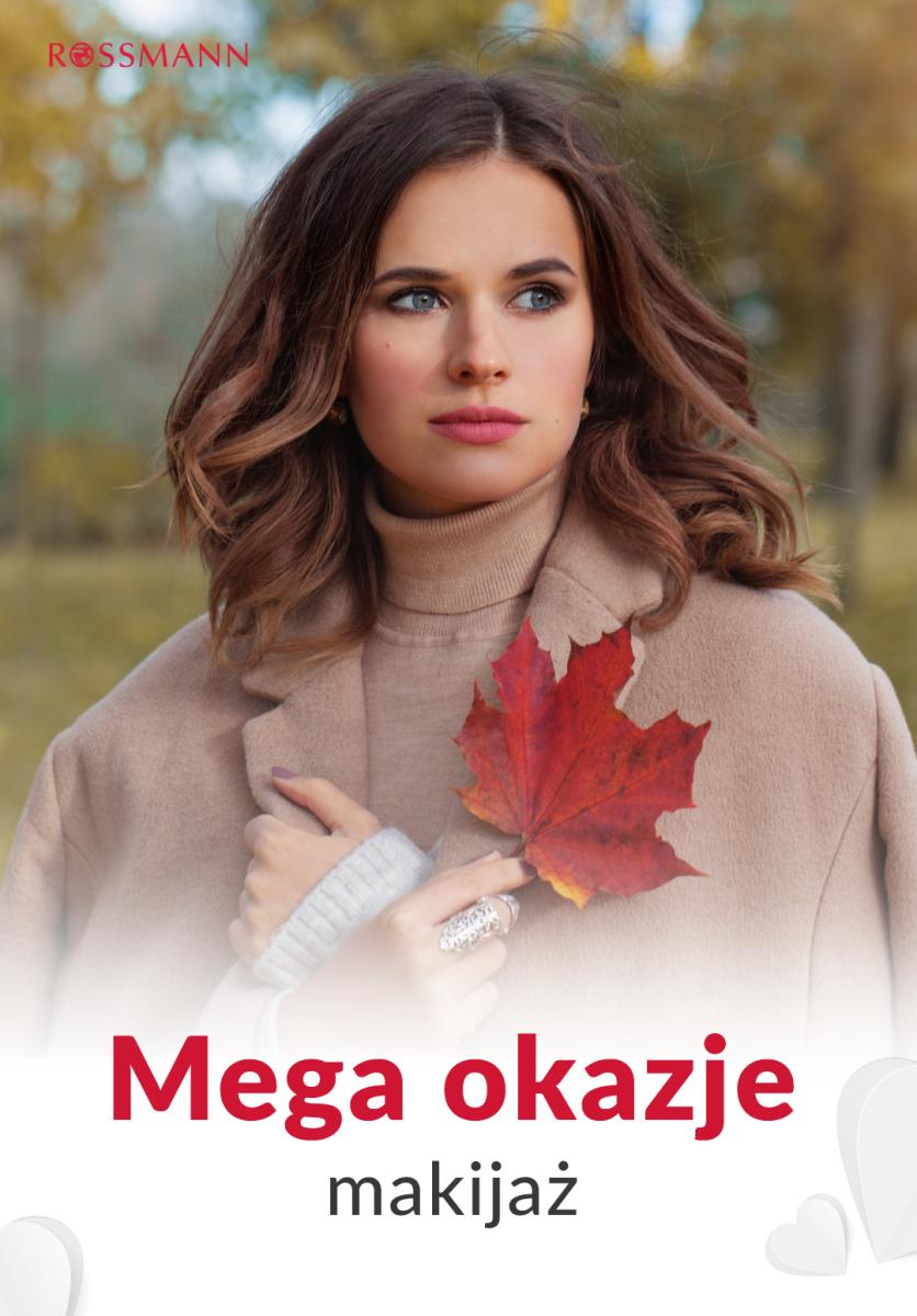 Gazetka Rossmann - MEGA okazje - makijaż