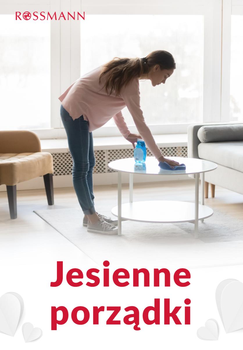 Gazetka Rossmann - Jesienne porządki