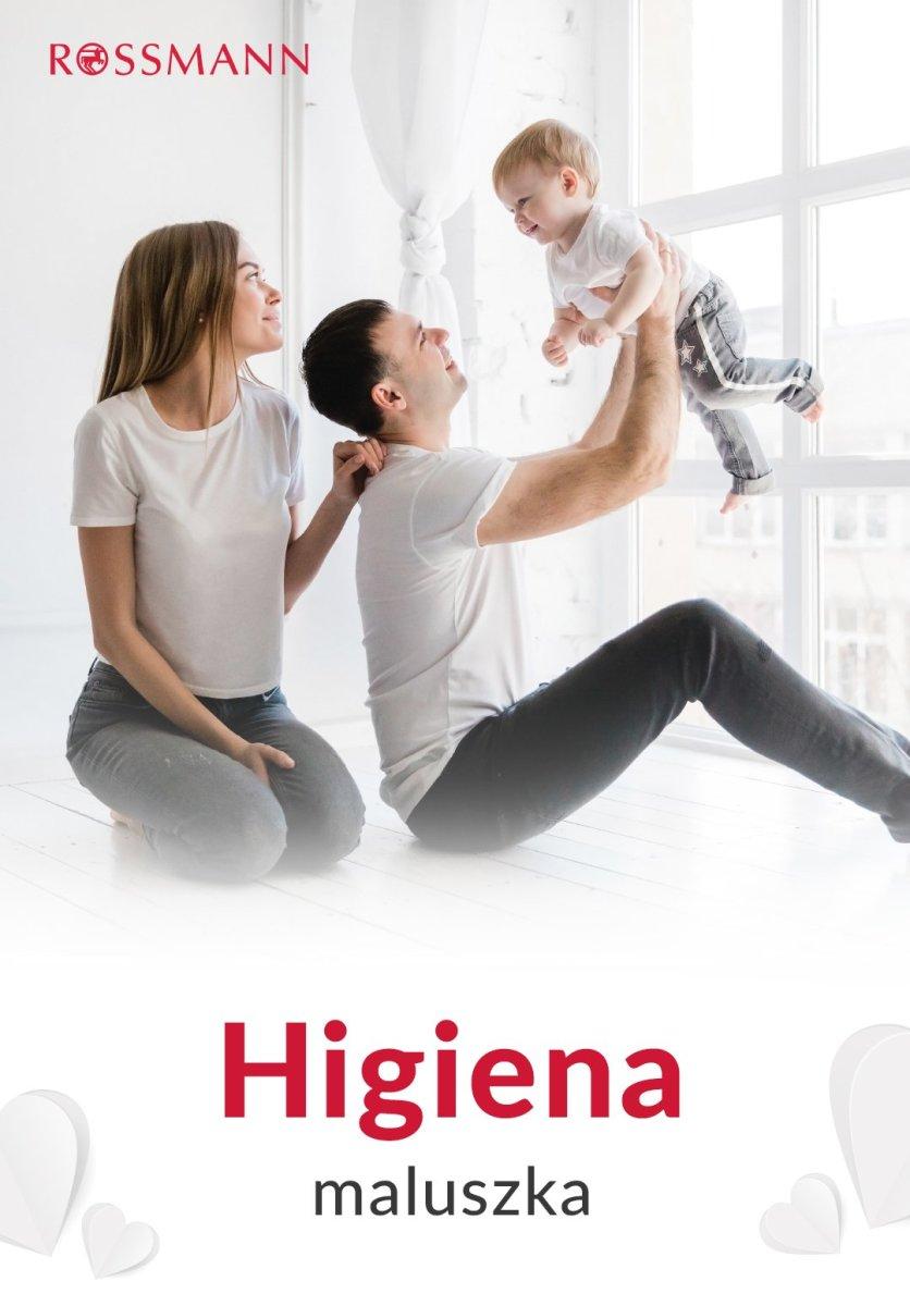 Gazetka Rossmann - Higiena maluszka