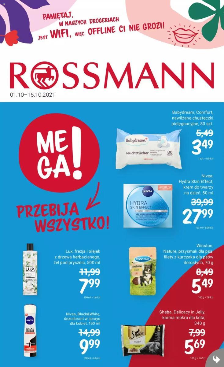 Gazetka Rossmann - Gazetka