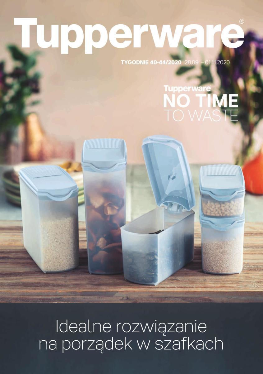Gazetka Tupperware - Oferta miesiąca