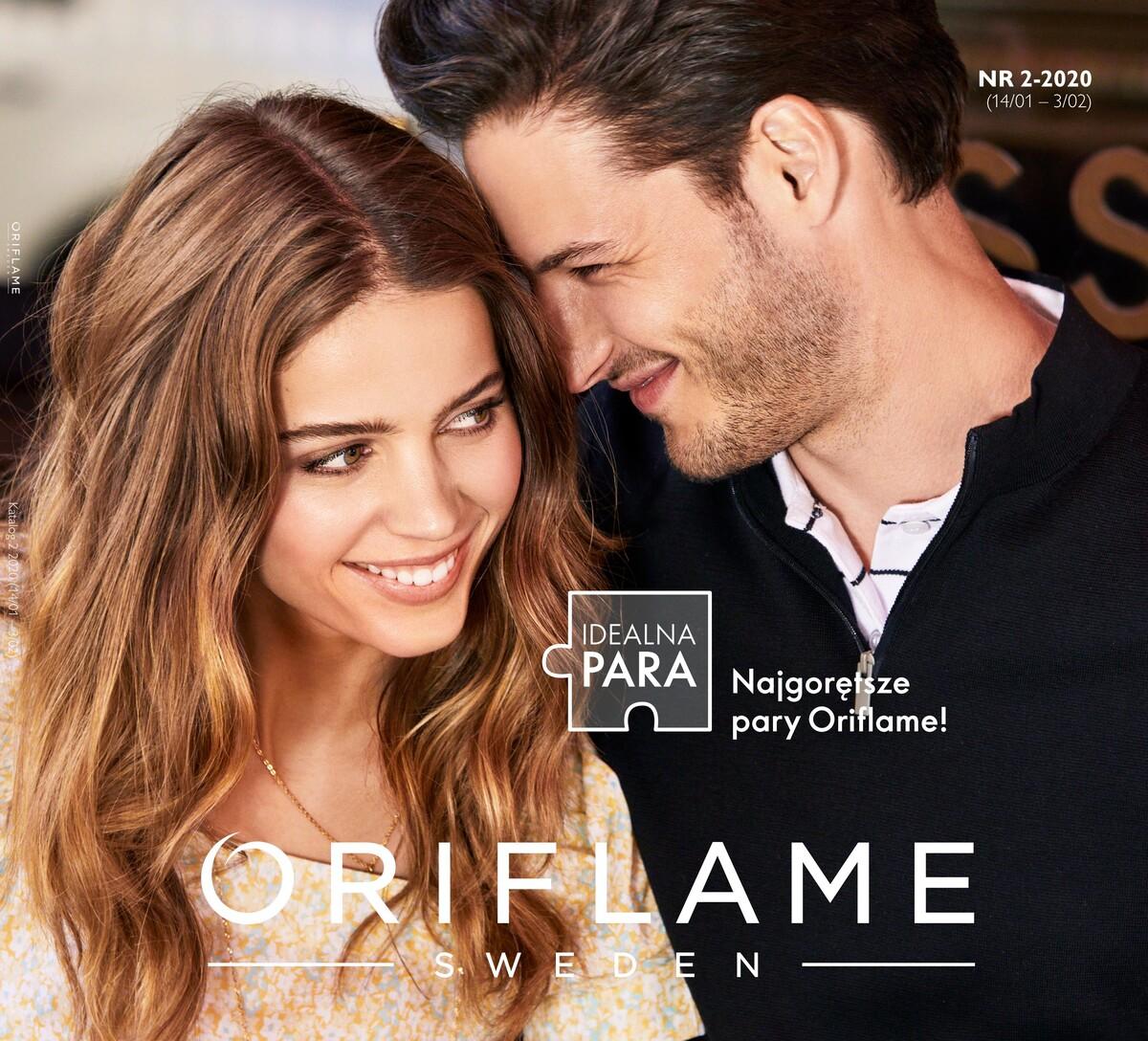 Gazetka Oriflame - Katalog nr 02-2020