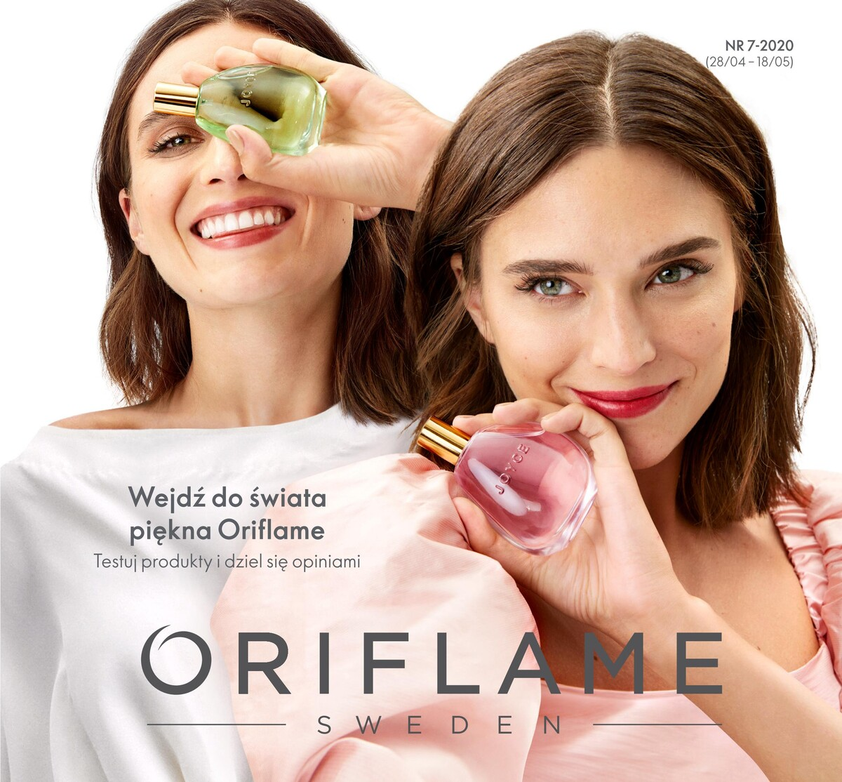 Gazetka Oriflame - Katalog nr 07-2020
