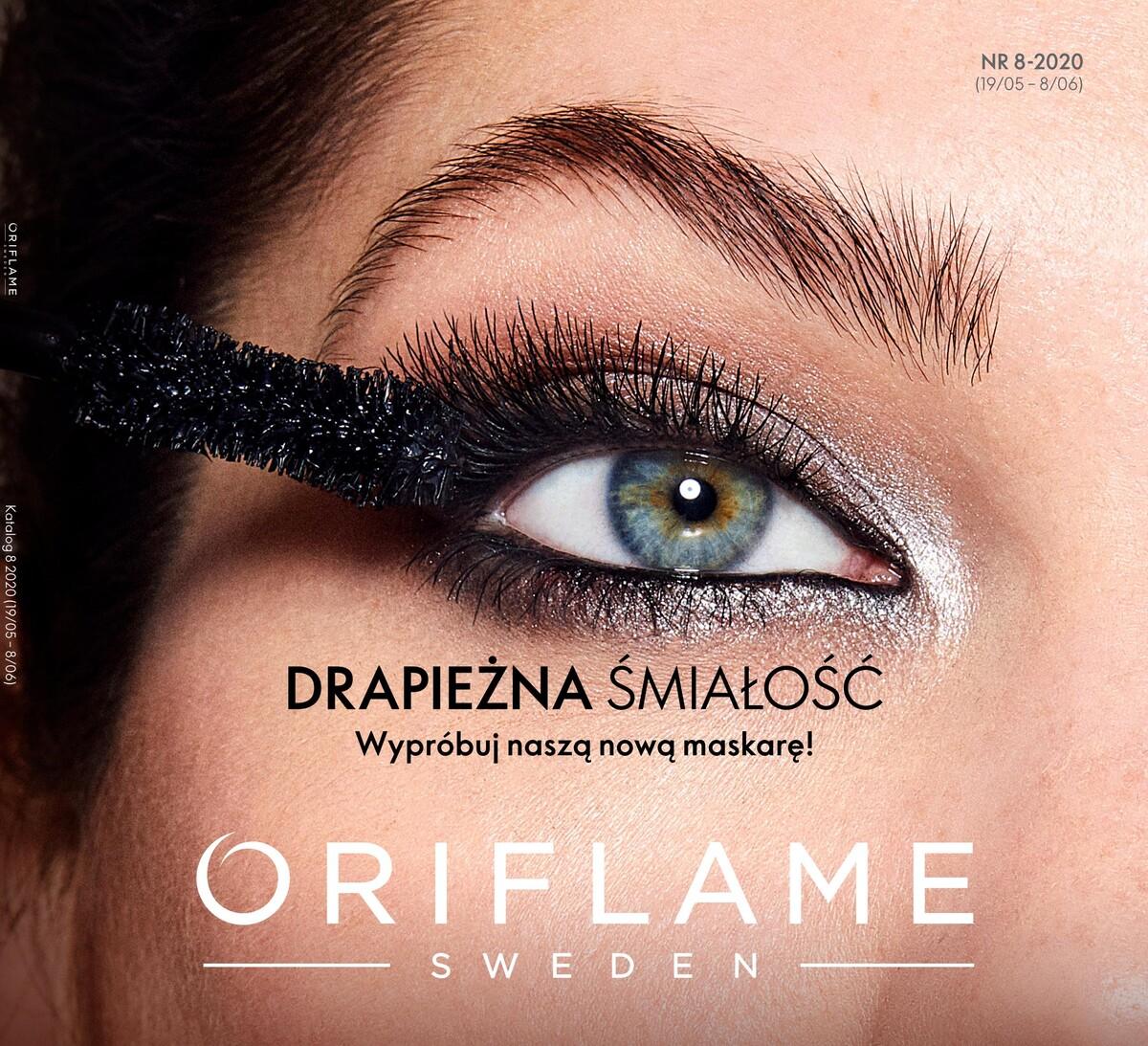 Gazetka Oriflame - Katalog nr 08-2020