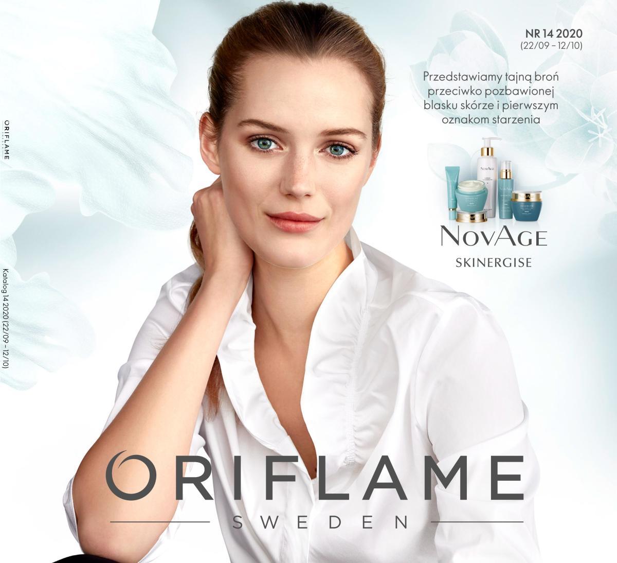 Gazetka Oriflame - Katalog nr 14-2020