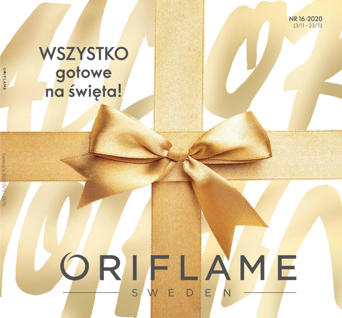 Gazetka Oriflame - Katalog nr 16-2020