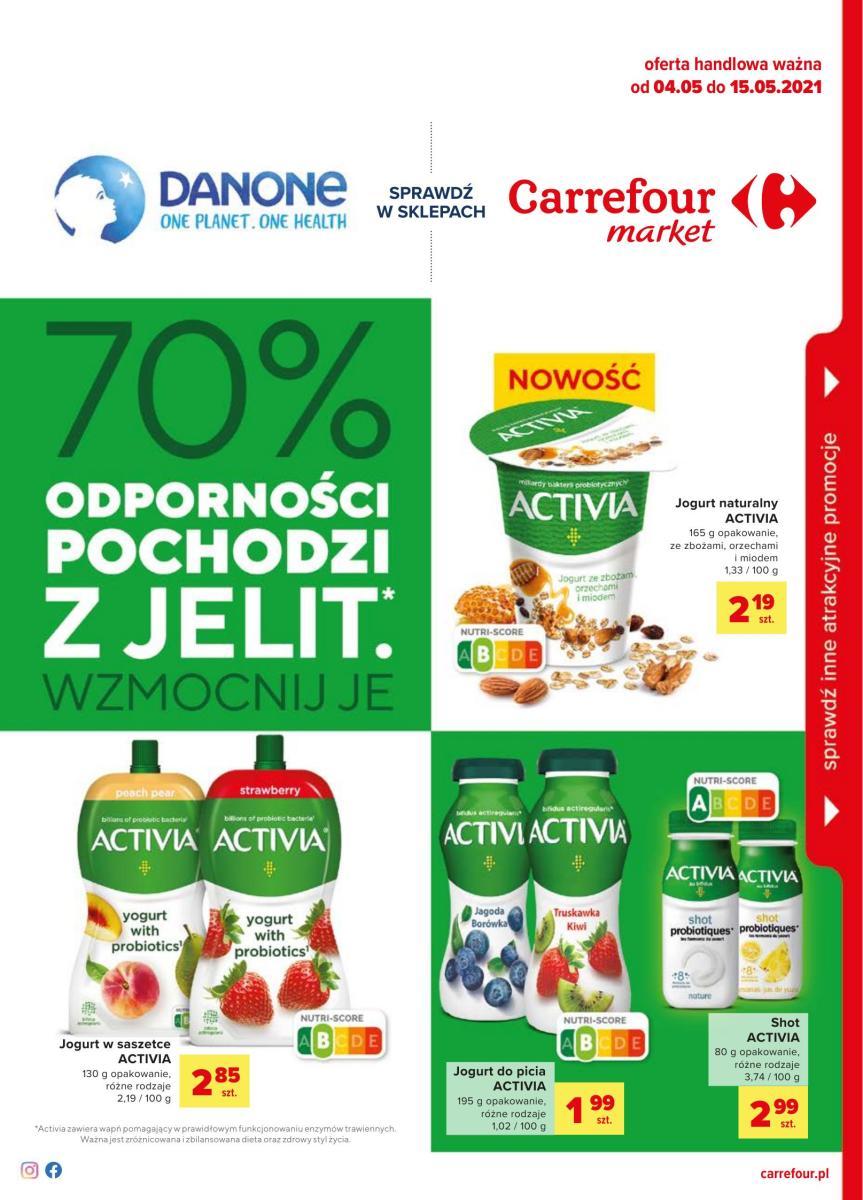 Gazetka Carrefour Market - Wzmocnij odporność