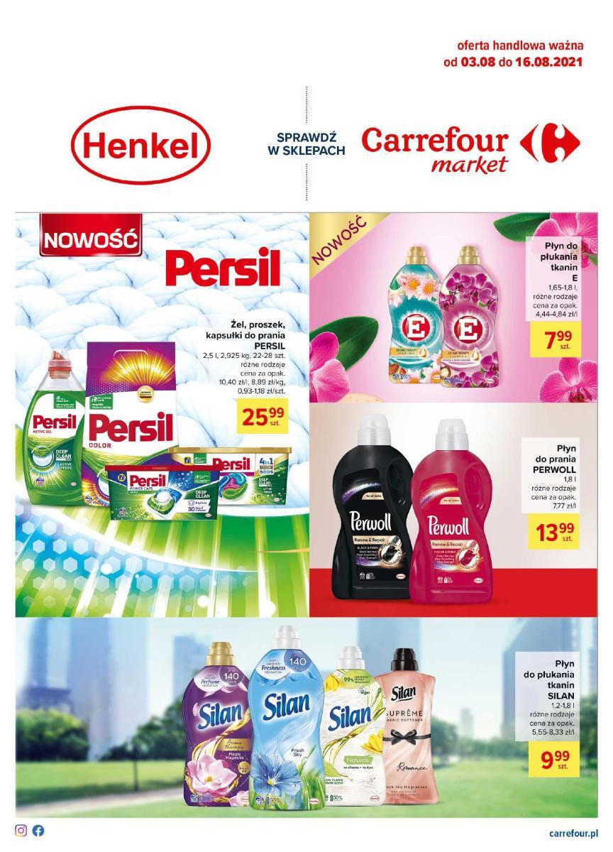 Gazetka Carrefour Market - Gazetka Doskonale czyste