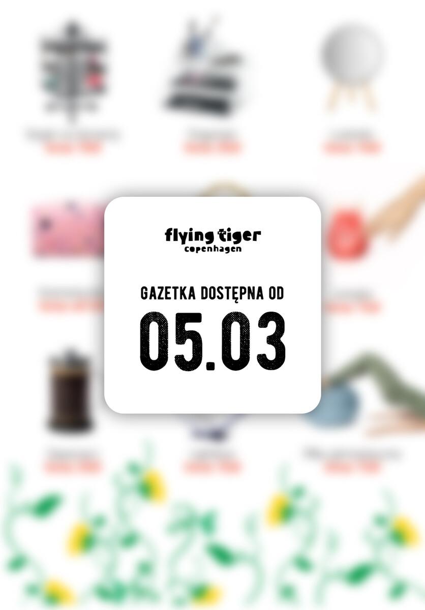Gazetka Flying Tiger Copenhagen - Teaser