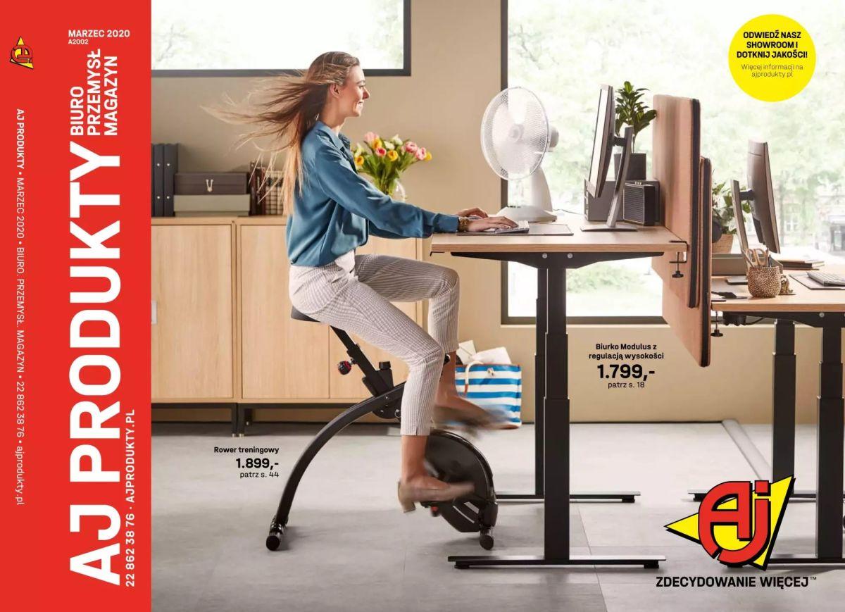 Gazetka AJ Produkty - Biuro - Katalog Wiosna 2020