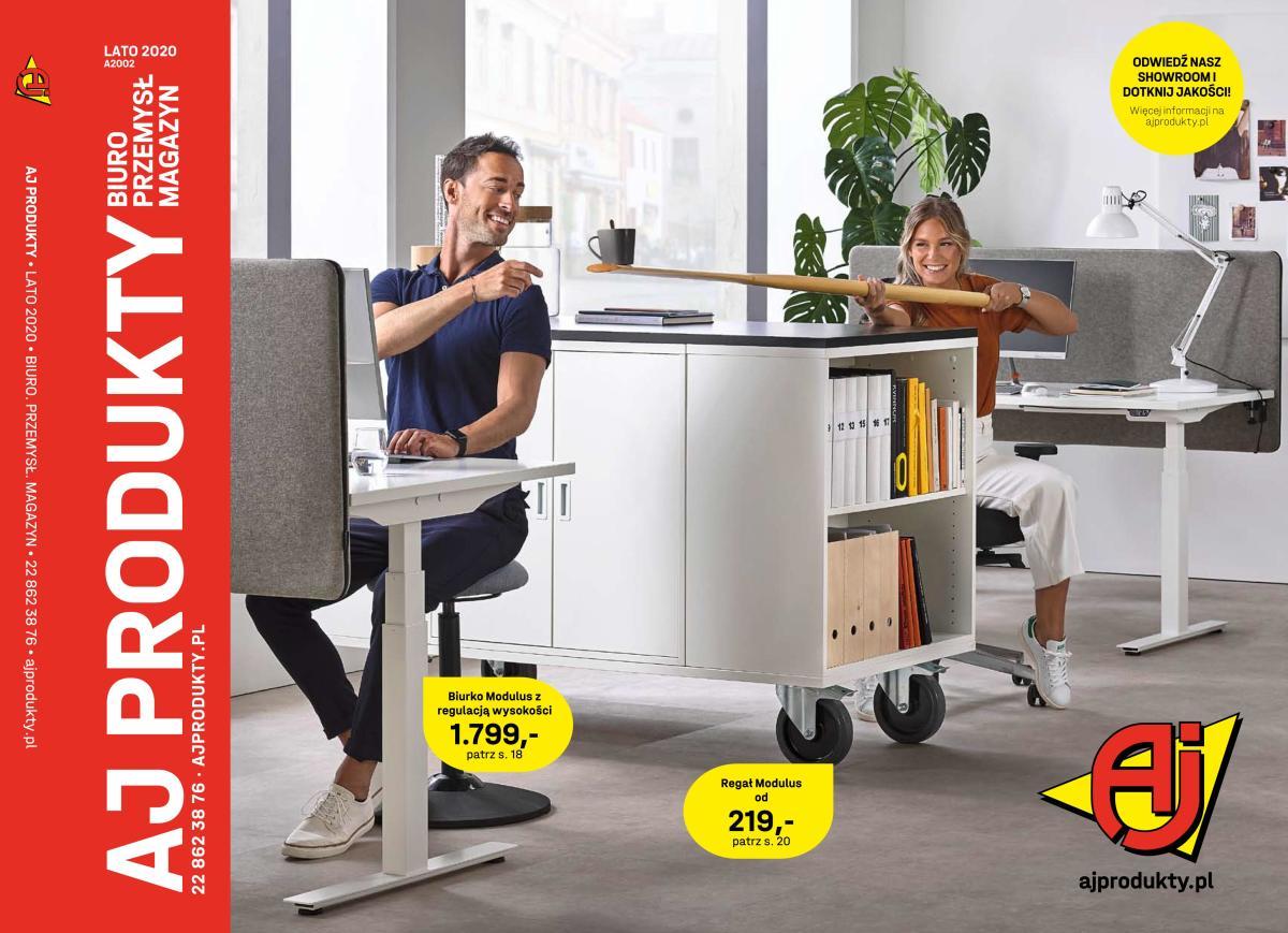 Gazetka AJ Produkty - Biuro - Katalog Lato/Jesień 2020