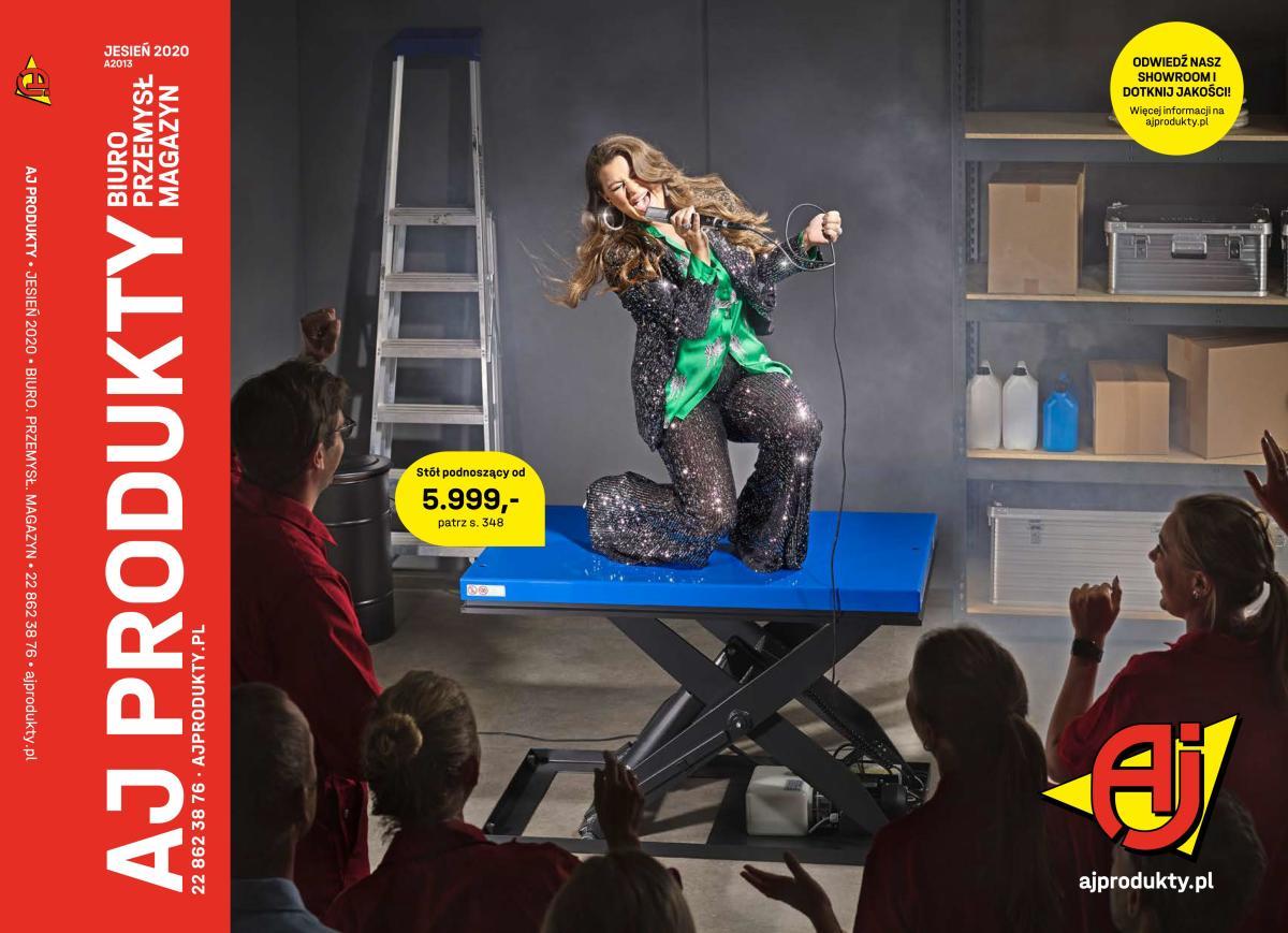Gazetka AJ Produkty - Biuro - Katalog Jesień 2020