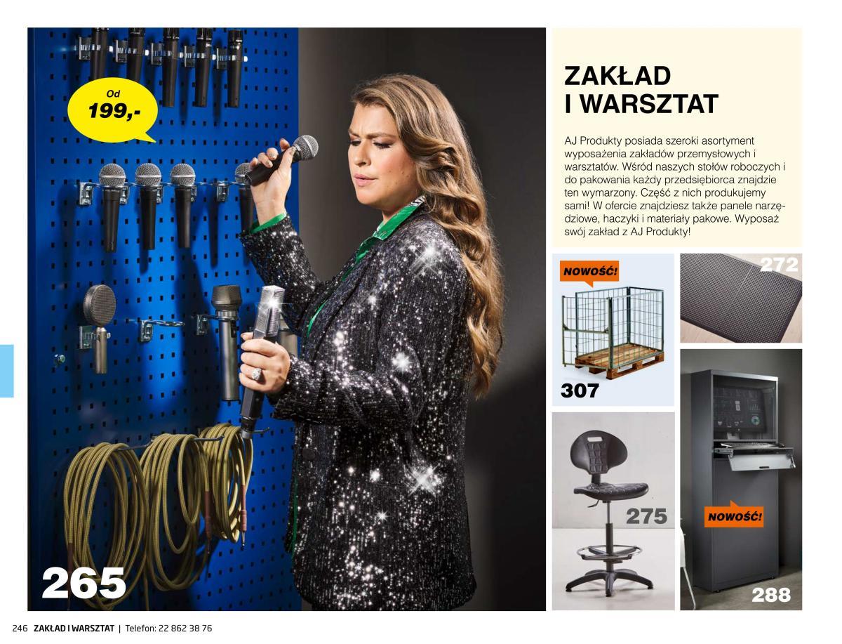 Gazetka AJ Produkty - Zakład i warsztat - Katalog Jesień 2020