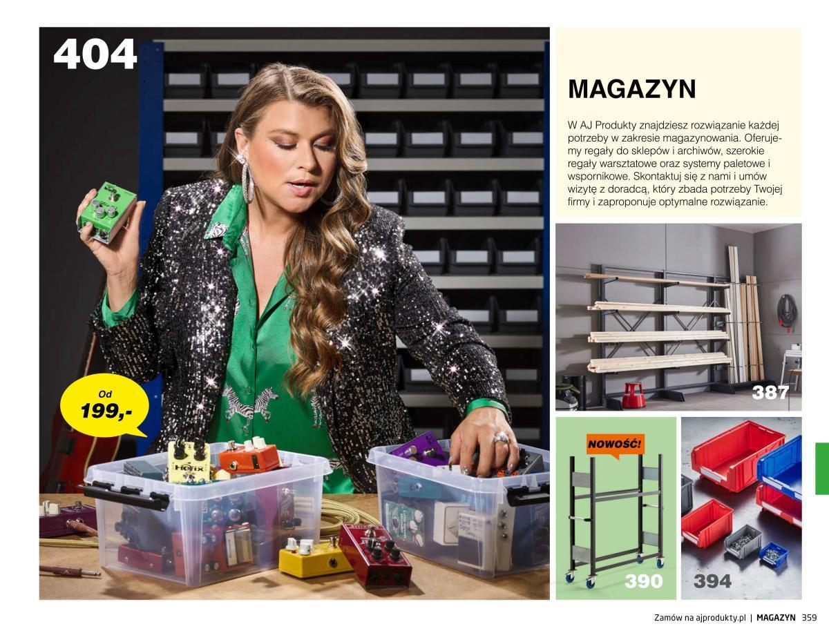 Gazetka AJ Produkty - Magazyn - Katalog Zima 2021
