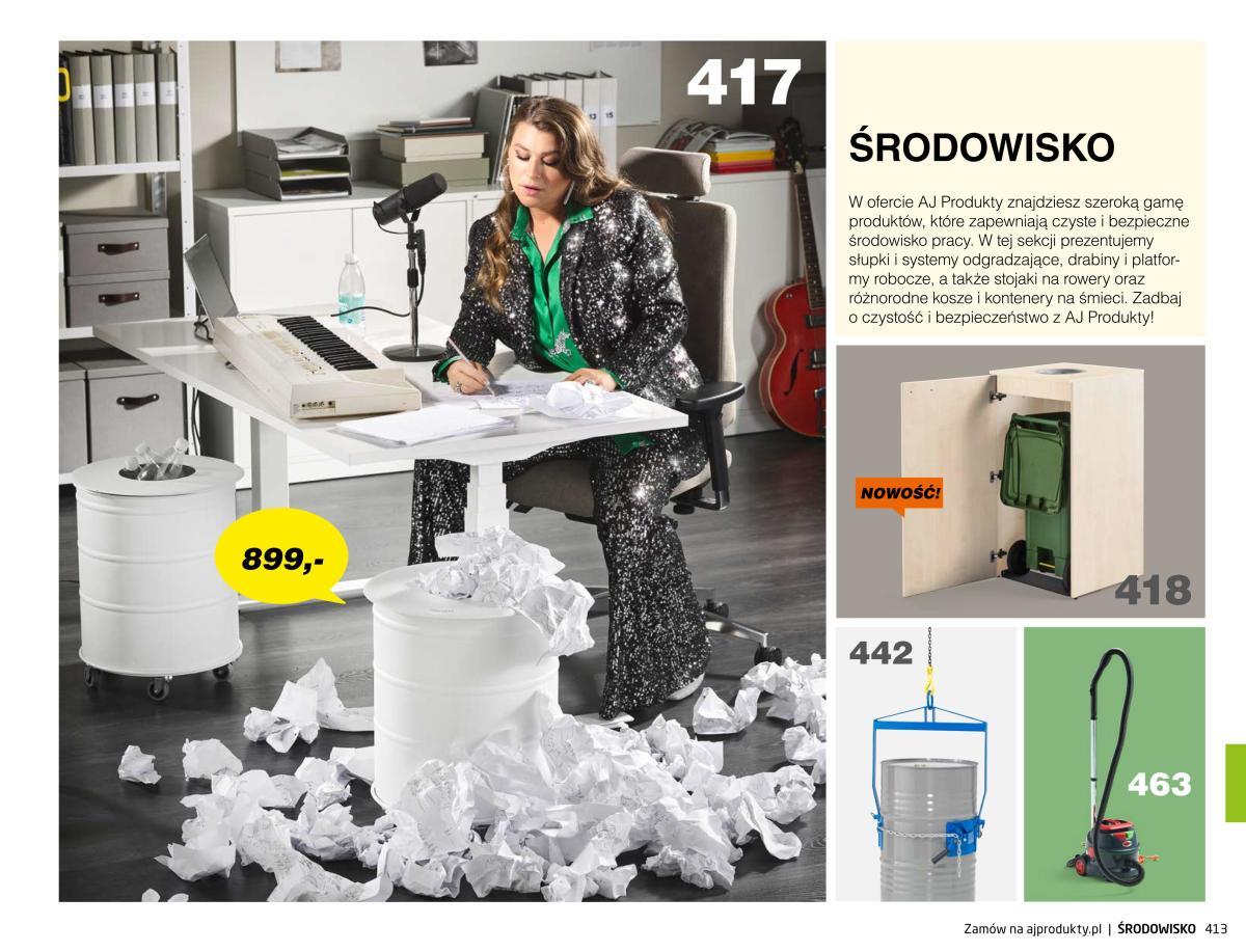 Gazetka AJ Produkty - Środowisko - Katalog Jesień 2020