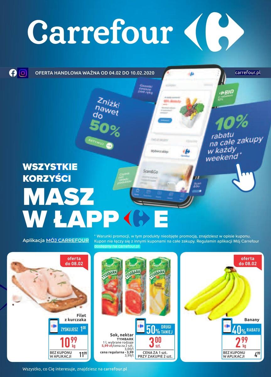 Gazetka Carrefour - Gazetka