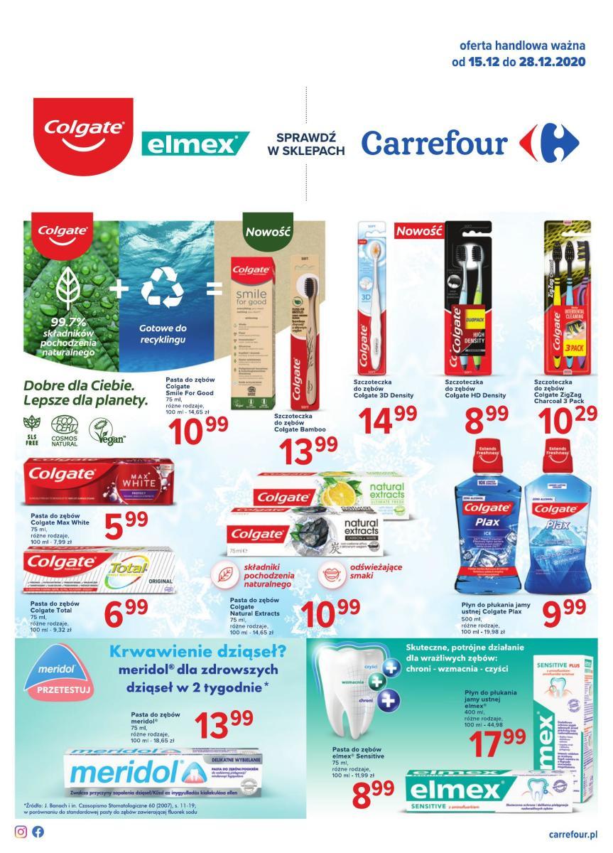 Gazetka Carrefour - Gazetka: kosmetyki