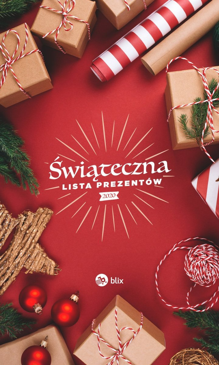 Gazetka Carrefour - Świąteczna lista prezentów