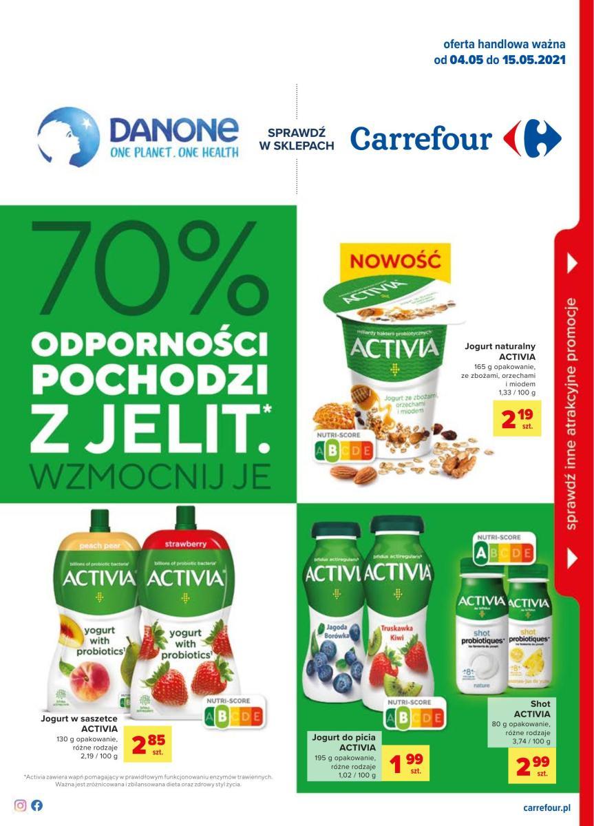 Gazetka Carrefour - Wzmocnij odporność