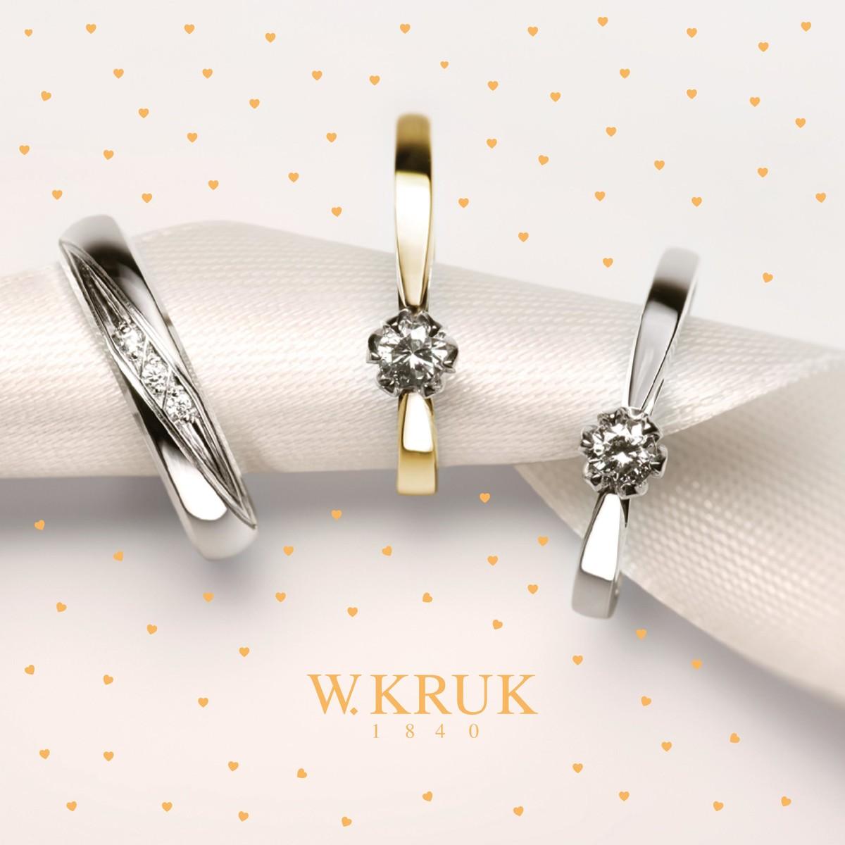 Gazetka W.KRUK - Symbol Miłości - Katalog obrączkowy