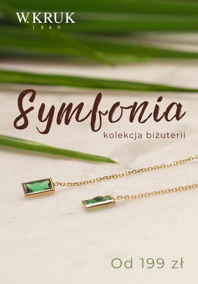 Gazetka W.KRUK - Od 199 zł kolekcja Symfonia