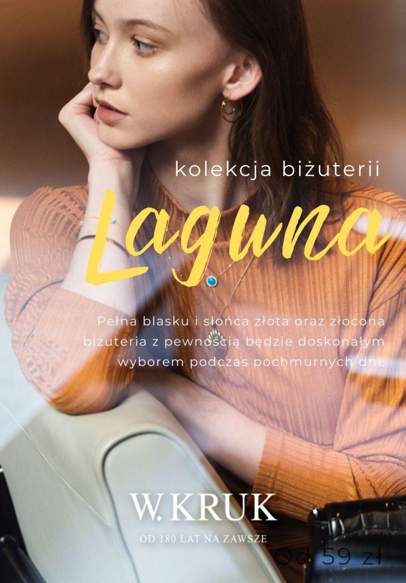 Gazetka W.KRUK - Od 169 zł nowości kolekcji Laguna