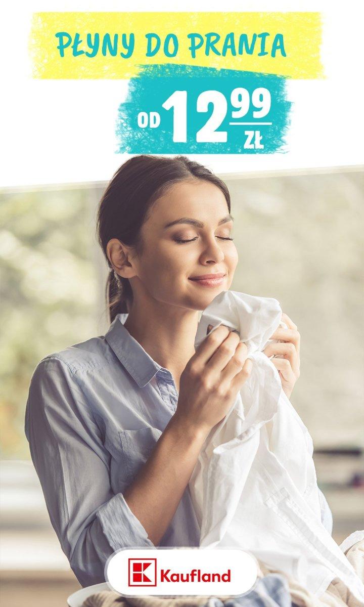 Gazetka Kaufland - Płyny do prania od 12,99 zł