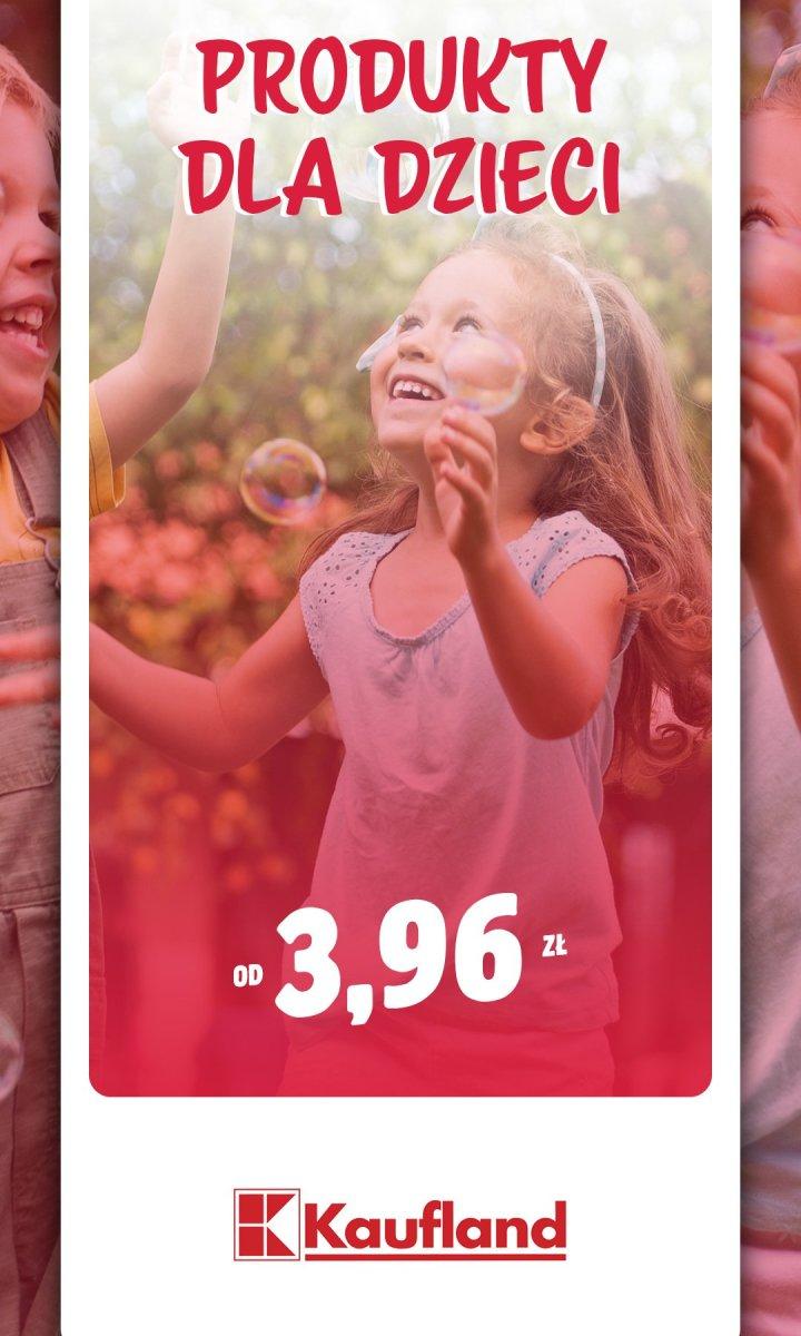 Gazetka Kaufland - Produkty dla dzieci 0-3 lat od 3,96 zł