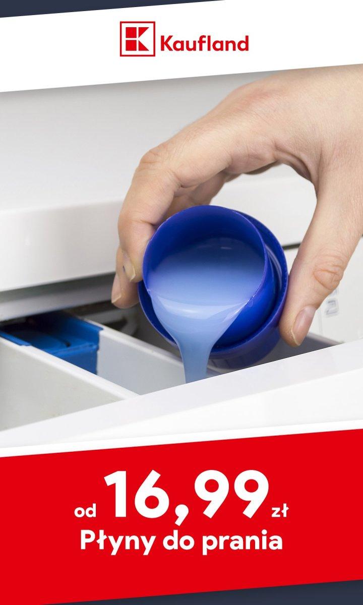 Gazetka Kaufland - Płyny do prania od 16,99 zł