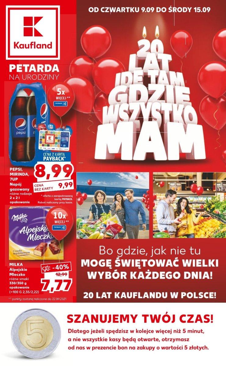 Gazetka Kaufland - Gazetka