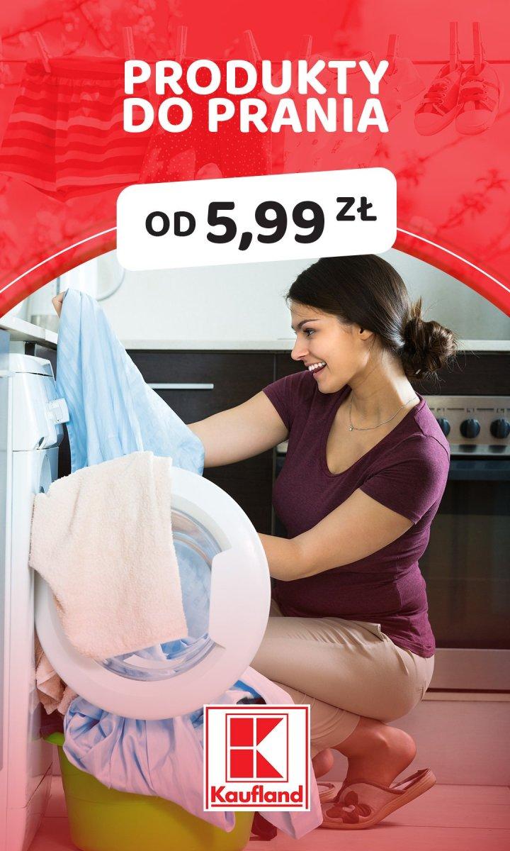 Gazetka Kaufland - Produkty do prania od 5,99 zł