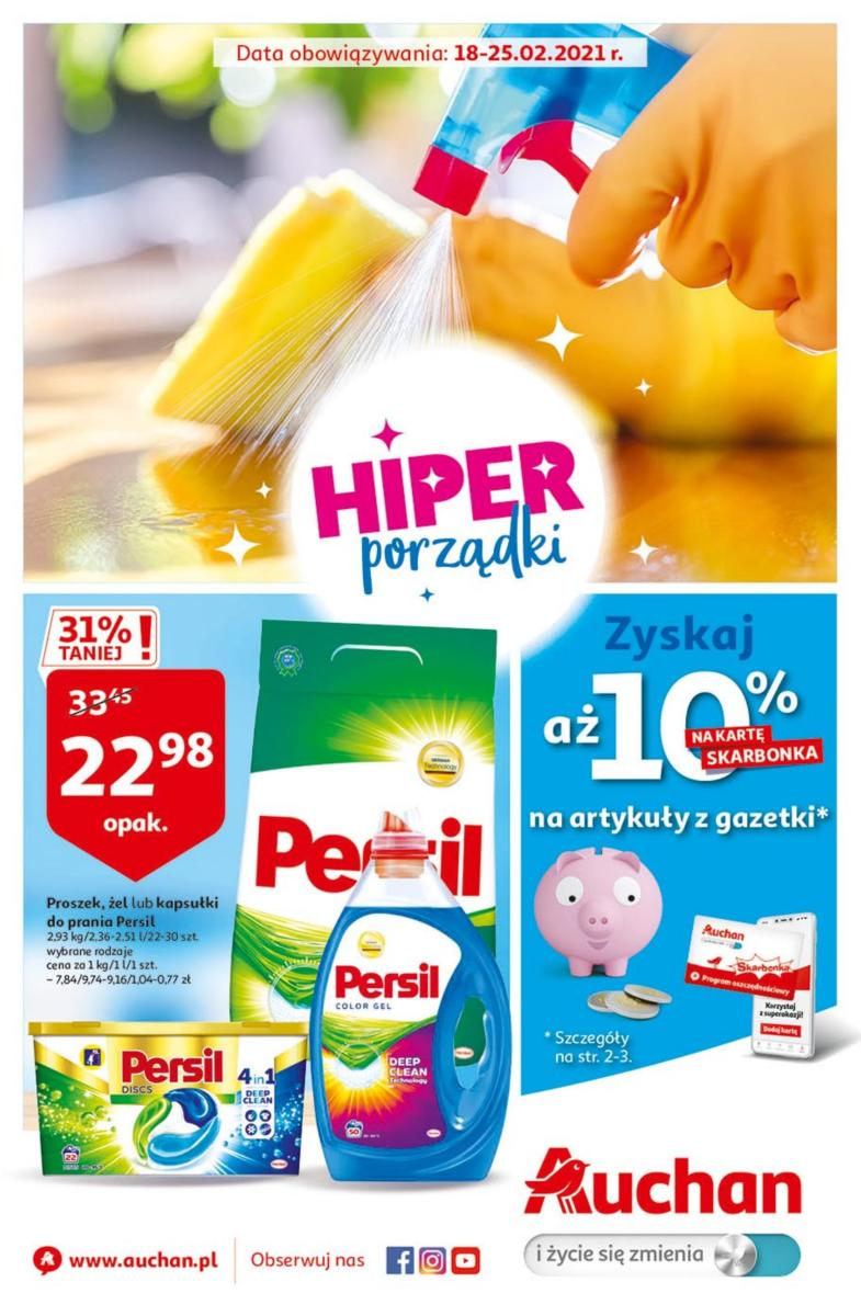 Gazetka Auchan - Gazetka Hipermarket