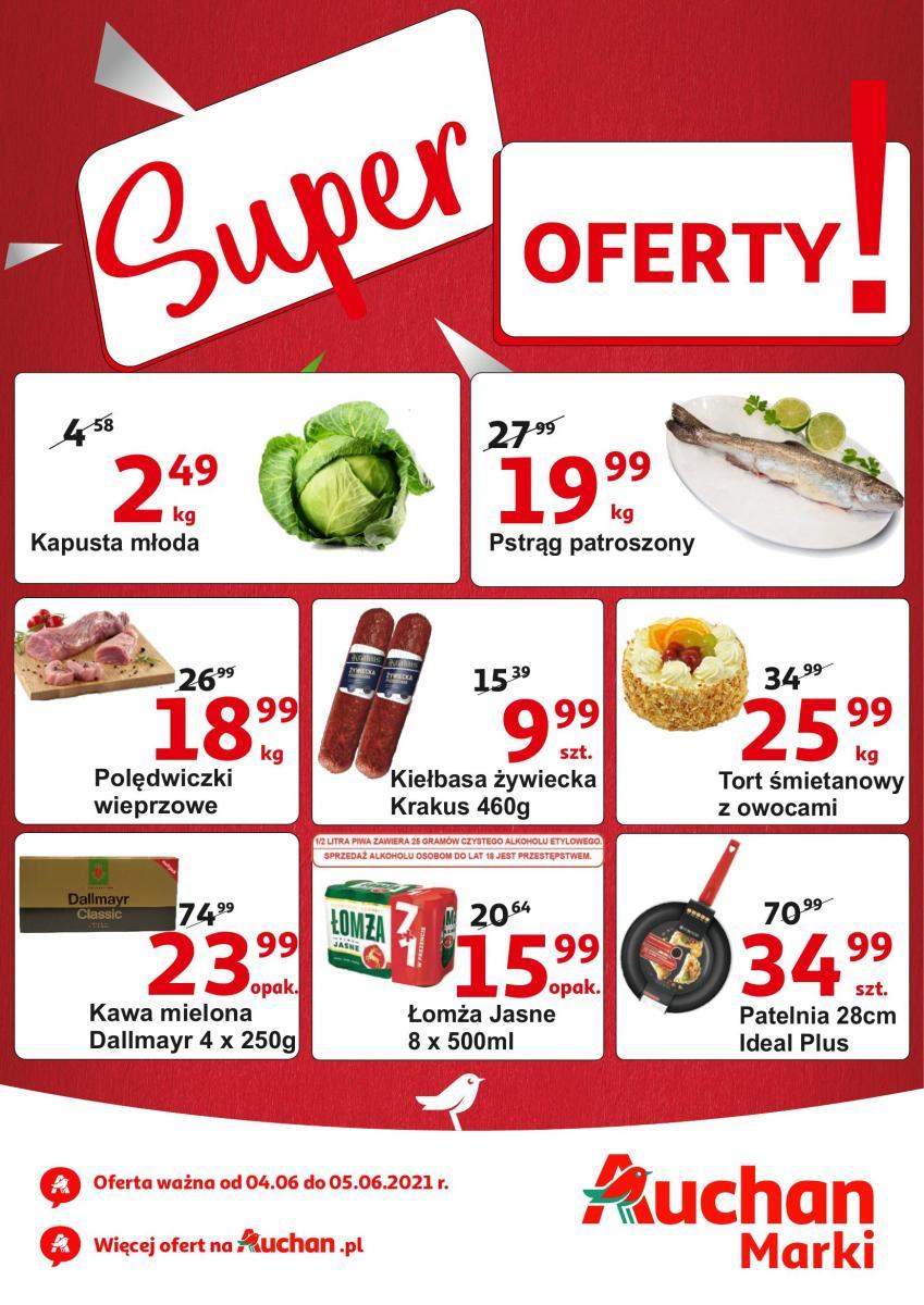 Gazetka Auchan - Super Oferty